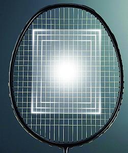 Yonex ISOMETRIC Technologie
